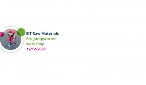EIT Raw Materials workshop