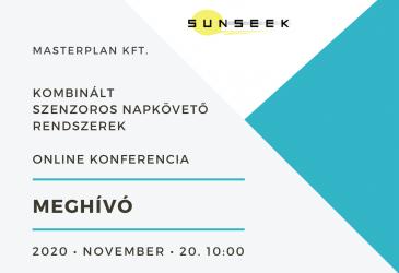 Online konferencia meghívó - november 20.