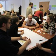 Crucible II - Pioneers into Practice workshop Temesváron